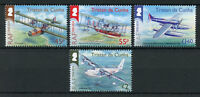 Tristan da Cunha 2018 MNH RAF Royal Air Force Supermarine 4v Set Aviation Stamps