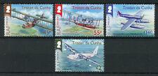 Tristan da Cunha 2018 MNH RAF Royal Air Force Supermarine 4v Set Aviation Stamps