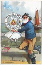 Lifebuoy Soap2 Vintage Advertising Art Print / Poster