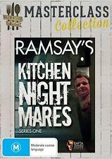 GORDON RAMSAY - RAMSAY'S KITCHEN NIGHTMARES - SERIES 1 (DVD) NEW!!! SEALED!!!