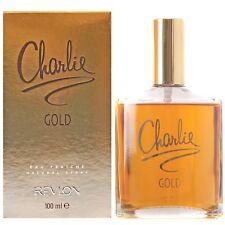 Revlon Charlie Gold 100 ml  Women'ss Eau de Toilette