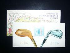 FRANCE BLOC SOUVENIR N° 13  NEUF * *  LE GOLF
