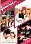 Romance Collection: 4 Film Favorites (DVD, 2010, 2-Disc Set)