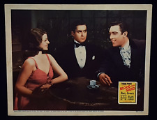 BLOOD AND SAND ORIGINAL 1941 LOBBY CARD-EXCELLENT!