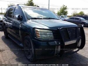 FUEL INJECTION PARTS FUEL INJECTOR FITS 04-15 ARMADA 347298