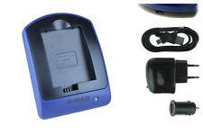 Cargador (USB) LP-E5 para Canon EOS 450D, 500D, 1000D / EOS Rebel T1i, XS, Xsi