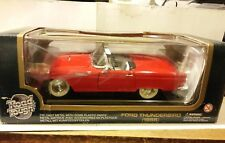 Road Tough - FORD Thunderbird cabriolet rouge 1:18