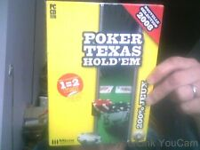 Poker Texas Hold'em de Micro Application | Jeu Vidéo | D'occasion