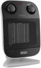 De'Longhi 2kW Ceramic Fan Heater Thermostat Portable Desk Caravan Home Radiator