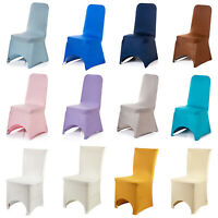 Dining Chair Covers Stretchable Slipcover Removable Protective Seat Cover Decor