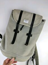 Sandqvist Stig Organic Cotton Backpack Gray 4901