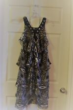 Thomas Wylde Silk mid-length Dress US size 4 New without tags