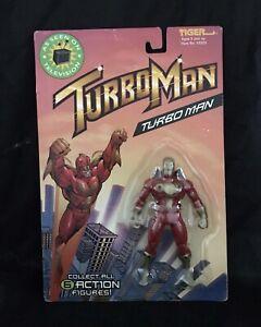 Jingle All The Way: Turboman Mini Figure (Movie ,Screen Used, Original,COA)