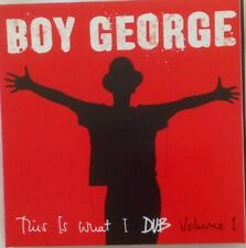 Boy George This Is What I Dub - Limited - CD
