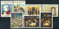 San Marino 1993 Sass. 1394-1400 MNH 100% Celebrations, Christmas, Adoration of