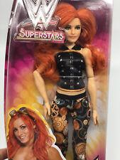BECKY Lynch WWE Diva Superstars 12 Inch Doll Wrestling Action Figure NEW Mattel