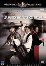 Jade Tiger -Hong Kong RARE Kung Fu Martial Arts Action movie - NEW DVD