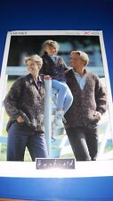 Hayfield Family Cardigans Knitting Pattern 4323