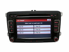 Genuine EU Version RCD510 Standard Radio 6 Disc CD Player Bluetooth RDS Bosch