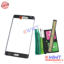 Black Front Screen Glass Lens+Tools for Samsung Galaxy Note Edge SM-N915 ZVGS506