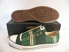 CONVERSE ALL STAR OX CHUCK TAYLOR CLUB OX LOW MEN SHOES GREEN *S751 SIZE 13 NEW