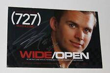 Dan Wheldon IRL  Signed Autographed (727) Magazine Cover Ganassi Target Racing