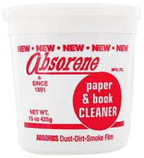 Absorene book document cleaner