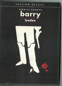 DVD BARRY LYNDON EDITION DELUXE