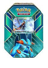 Pokemon Ex Swampert TCG Tin Box