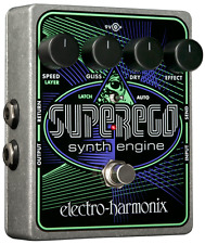 Electro-Harmonix Superego Synth Engine *NEW FROM DEALER* FREE INTERNATIONAL S&H!