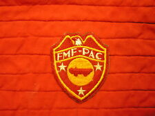 FMF PAC  DUK-W COMPANY - WWII ERA, EMBROIDERED