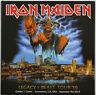 Iron Maiden LEGACY OF THE BEAST TOUR Sacramento 2019 Live 2CD set in digisleeve
