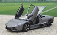Rastar 1:24 Lamborghini Reventon Alloy Static Sports Car Model Boys Toy