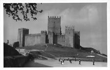 Portugal Guimaraes Castelo Porta da Traicao Castel Postcard