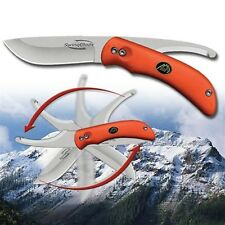 Outdoor Edge Swing Blaze Folding Knife & Gutting Blade Sheath SwingBlaze SZ-20N
