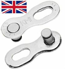 2 Pairs 11 Speed link , Quick Link For Shimano/ Campagnolo/KMC Chains