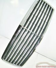 Mercedes W140 S600 ONLY From 94/03 Front Center Radiator Grille OEM 1408800583