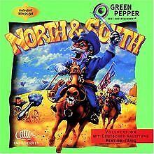 North & South [Green Pepper] von ak tronic   Game   Zustand gut