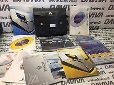 2001 02 Renault Laguna Owner's Owner Manual Handbook Wallet Navigation Booklets