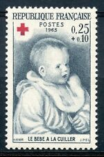 STAMP / TIMBRE FRANCE NEUF LUXE ** N° 1466 ** CROIX ROUGE / RENOIR