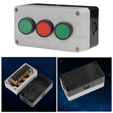 Switch On Off Start Stop Push Button Single Phase Motor Electric Control Station