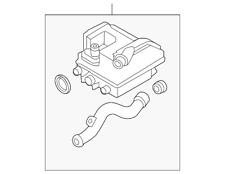 Genuine Audi Oil/Air Separator 079-103-542-E