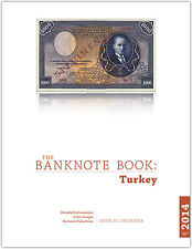 Turkey chapter from new catalog of world notes, The Banknote Book