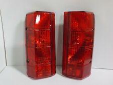 SET NORS LH RH FITS 80-86 BRONCO TAIL LIGHT F150 F250 F350 GLO-BRITE [TMC-158X]