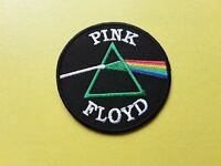 Pink Floyd Patch Embroidered Iron On Or Sew On Badge