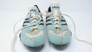 Adidas Vintage Sneakers 1970's Track Shoe TECH STAR MD Mens 12 CROATIA running
