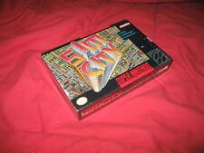 SNES Super Nintendo SimCity New Factory Sealed Sim City Original