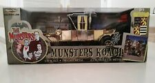 Munsters Limited Edition Gold Koach 1:18 scale ERTL