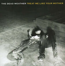 "DEAD WEATHER 7"" Treat Me Like Your Mother THIRD MAN Jack White Stripes The NEW"