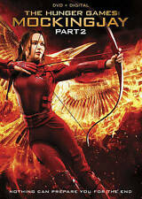 The Hunger Games: Mockingjay, Part 2 (DVD 2015)  FREE SHIPPING !!!!